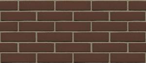 Кирпич коричневый половинка ЖКЗ 0,5 NF  Кирпич коричневый половинка ЖКЗ 0,5 NF