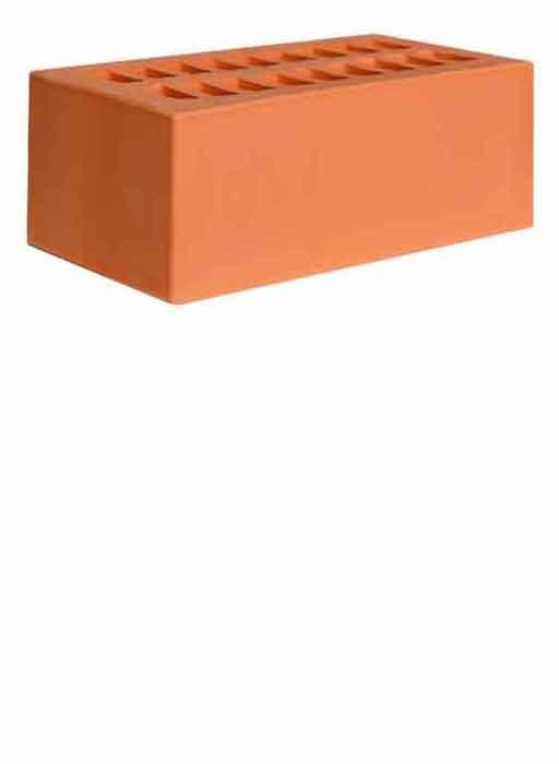 Кирпич керамический 1.4НФ Красный Гладкий
