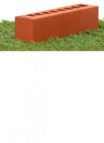Кирпич гладкий 0.5 НФ Красный