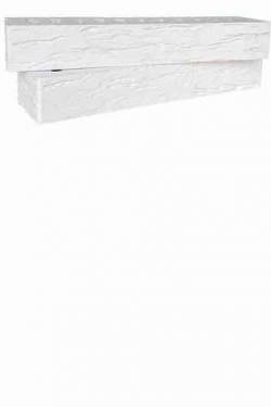 Кирпич керамический 0.75 НФ Ригельный Белый