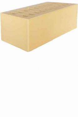 Кирпич керамический 1.4НФ Жёлтый Гладкий