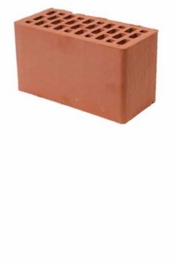 Кирпич строительный гладкий 2.1 НФ, утолщенная стенка